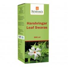 Harshringar Leaf Swaras 500ml Krishnas