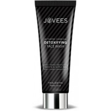 Activated Charcoal Detoxifying Face Wash 100gm Jovees