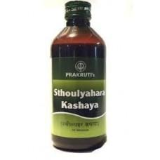 Sthoulyahara Kashaya 200ml Prakuti Remidies