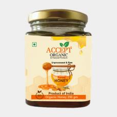 Forest Honey 250gm Accept Organic