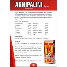 Agnipalini Syrup 200 ml Acharya Drugs