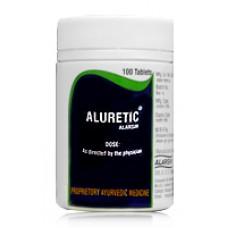 Aluretic Compund 100 Tablet Alarsin