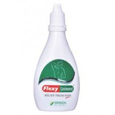 Flexy Liniment 100ml Green Remedies