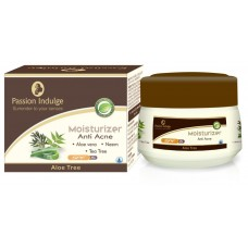 Aloe Tree Moisturizer Anti Acne 50g Passion Indulge