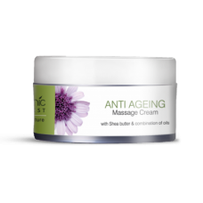Anti Ageing Massage Cream 50g Organic Harvest