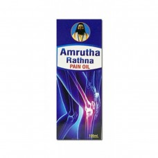 Amrutha Rathna Pain Oil 100ml A & J Health Care