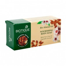Bio Almond Oil Nourishing Body Soap 150g Biotique
