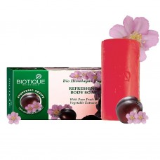 Bio Himalayan Plum Refreshing Body Soap 150g Biotique