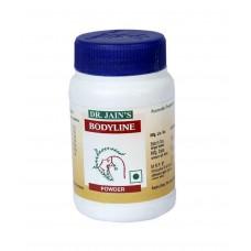 Bodyline Powder 50g Dr Jains Forest Herbals