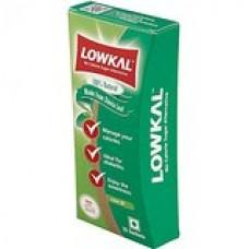 Lowkal Stevia 100 Sachets No Calorie Sugar Alternative