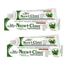 Neem + Clove Toothpaste 100g Kudos