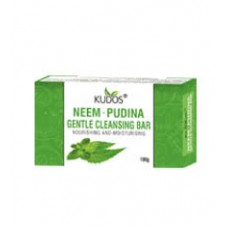 Neem-Pudina Gentle Cleansing Bar 100g Kudos