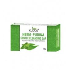 Neem-Pudina Gentle Cleansing Bar 100g Kudos