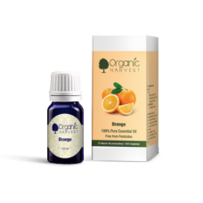 Orange 10ml Essential Oil Organic Harvest