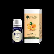 Orange 10ml Essential Oil Organic Harvest