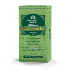 Tulasi Green Tea Power 50g Organic India