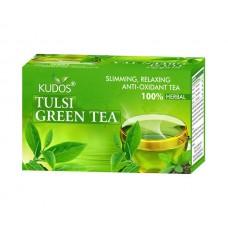 Tulsi Gold Green Tea 25 Tea Bags Kudos