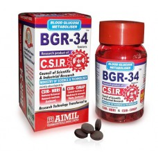 BGR - 34 Aimil Pharmaceuticals 120 Tablets