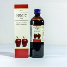 Hemi C Syrup 200ml Arya Aushadhi Pharmaceuticals