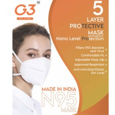 N95 Certified Mask G3 - Pack of 1