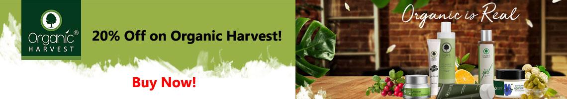 Organic Harvest Discount