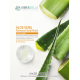 Aloe Vera Fairness Facial Mask  (Oily, Acne prone, Sun burnt Skin) -Mirabelle  Pack Of 5