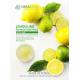 Lemon Lime Fairness Facial Mask  Mirabelle Pack of 5