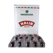 Halini Drops Soft 10 Capsules Nagarjuna