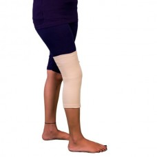 Knee  Cap  Long  (Pair) (Biege/Blue) Aapson Orthotics
