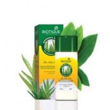Bio Aloe Vera 120ml Biotique