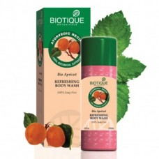 Bio Apricot 210ml Biotique