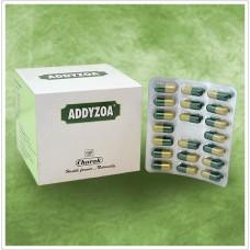 Addyzoa 20 Capsules Charak