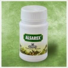 Alsarex 40 Tablets Charak