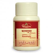 Kamdugha (Mouktikyukta) 25 Tablets Dhootapapeshwar