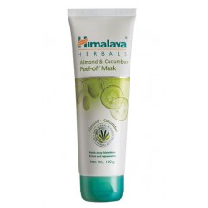 Almond & Cucumber Peel-Off Mask 100gm Himalaya