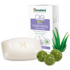 Extra moisturizing Baby Soap 125g Himalaya