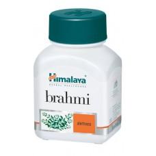 Brahmi 60 Capsules Himalaya Herbal Healthcare