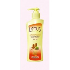 Almondnourish 300ml Lotus Herbals