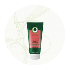 6-in-1 Face Wash Sulphate Free Organic Harvest