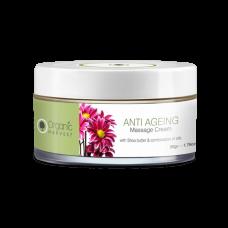 Anti-Ageing Massage 50 Cream Organic Harvest