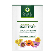 Gold - Age Reversal Facial Kit Organic Harvest