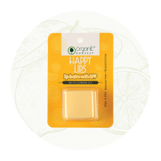 Lemon Oil Lip Balm 10gm Organic Harvest