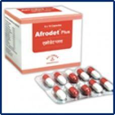 Afrodet Plus Capsules 10c Solumiks Herbaceuticals