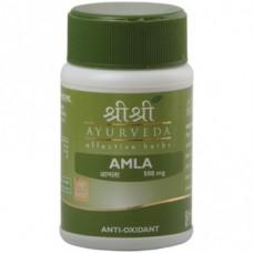 Amla 60 Tablet Sri Sri Ayurveda