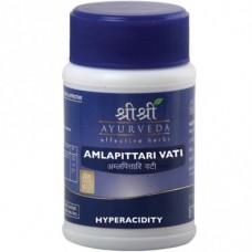 Amlapittari Vati 60 Tablets Sri Sri Ayurveda