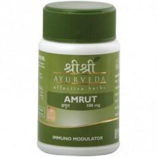Amrut 60 Tablets Sri Sri Ayurveda