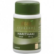Harithaki 60 Tablets Sri Sri Ayurveda