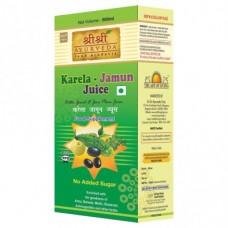 Karela Jamun Juice 1 ltr Sri Sri Ayurveda