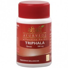 Triphala 60 Tablets Sri Sri Ayurveda