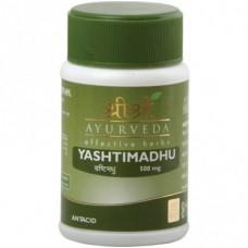 Yashtimadhu 60 Tablets Sri Sri Ayurveda